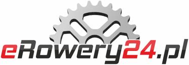 Erowery24.pl naprawa i serwis rowerów Gdańsk Logo